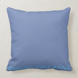 "Olivia Cotton Throw Pillow, Throw Pillow 20"" x 20"""