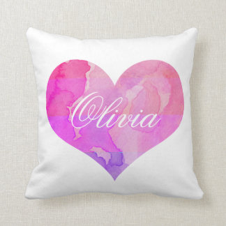 Olivia Name Pillow (make it your own!)