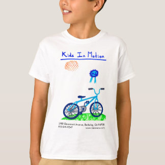 Olivia's Kids In Motion Shirt