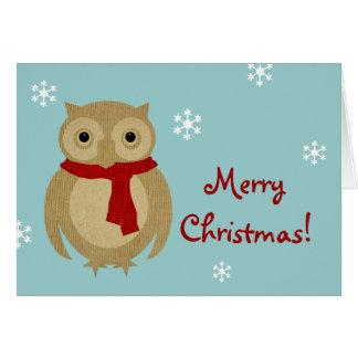 Ollie Christmas Card