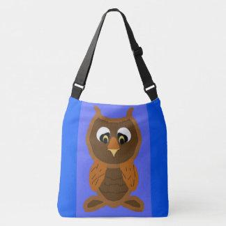 Ollie The Owl Crossbody Bag