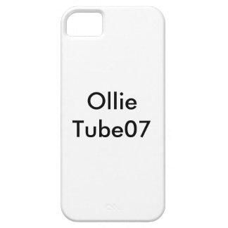 Ollie Tube07 2017 iPhone 5s case