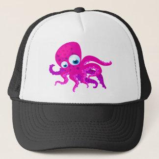 Olly The Octopus Trucker Hat