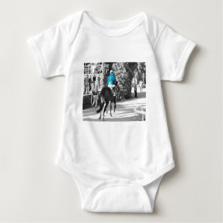 Ollysilverexpress & Joe Mazza Baby Bodysuit