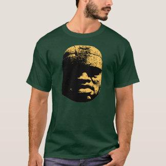 Olmec Colossus - Tan T-Shirt