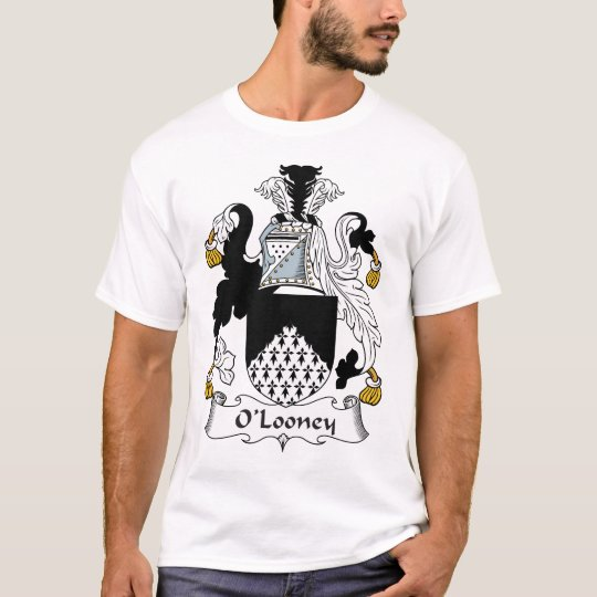 O'Looney Family Crest T-Shirt