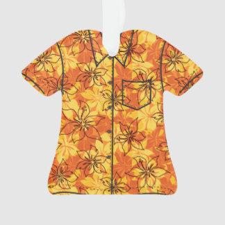 Olowalu Hibiscus Hawaiian Camo Aloha Shirt