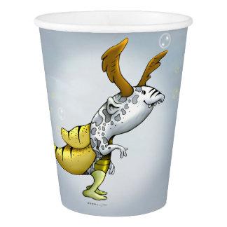 OLVIN CUTE ALIEN PAPER CUP