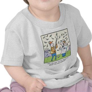 Olympamania Cartoon 22 T-shirts