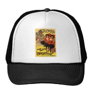Olympia Grand Ballet Brighton Mesh Hats