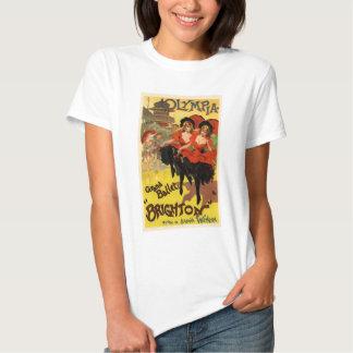 Olympia Grand Ballet Brighton T Shirt