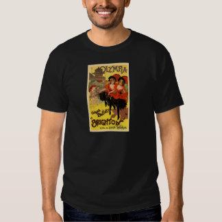Olympia Grand Ballet Brighton Tee Shirts