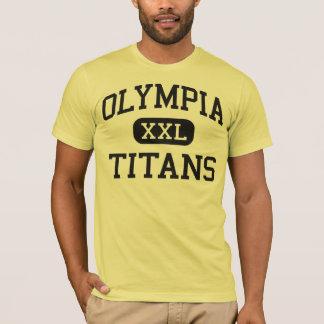 Olympia - Titans - High School - Orlando Florida T-Shirt