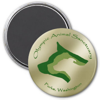 Olympic Animal Sanctuary Magnet