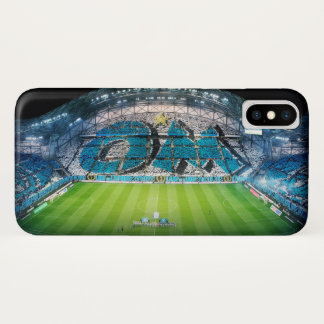 Olympic hull of protection of Marseilles iPhone X Case
