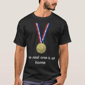 Olympic medallion, Champion of Life T-Shirt