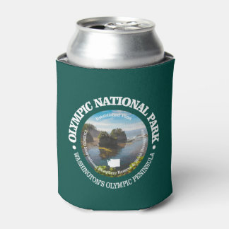Olympic National Park Can Cooler