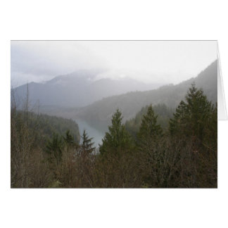 Olympic National Park Card