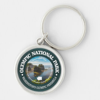 Olympic National Park Keychain
