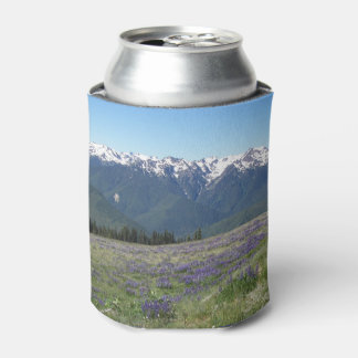 Olympic National Park Photo Can Cooler