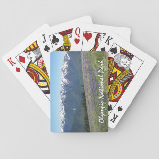 Olympic National Park Photo Playing Cards