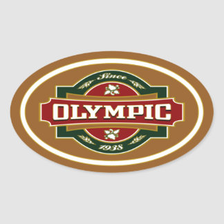 Olympic Old Label