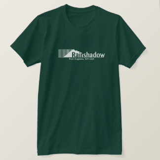 Olympic Rainshadow - white logo T-Shirt