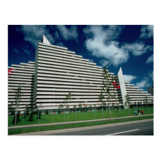 Olympic village, Montreal, Quebec, Canada Postcard