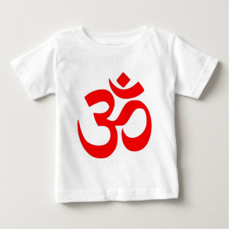 Om (ॐ) - Hindu and Buddhist Symbol Baby T-Shirt