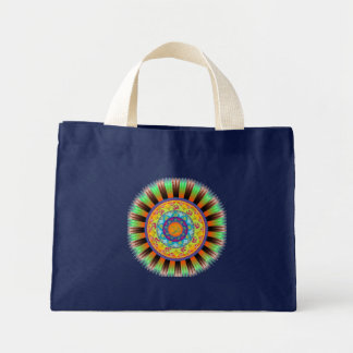 Om 5 mini tote bag