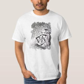 OM+b9 Collaborative Drawing T-Shirt