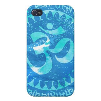 om blue case for the iPhone 4