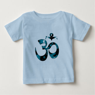 Om Camouflage - Baby Yoga Clothes Baby T-Shirt