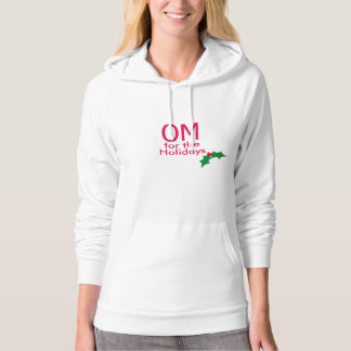 OM for the Holidays Pullover Hoodie
