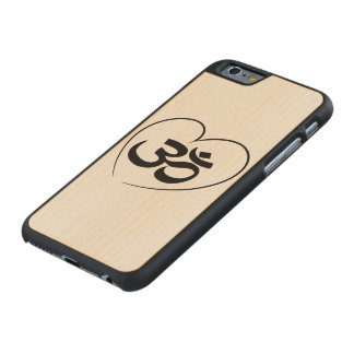 Om Heart iPhone Case