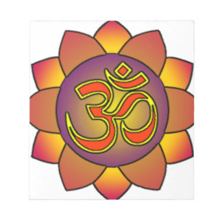 Om_in_anahatta_(gradients) Notepad