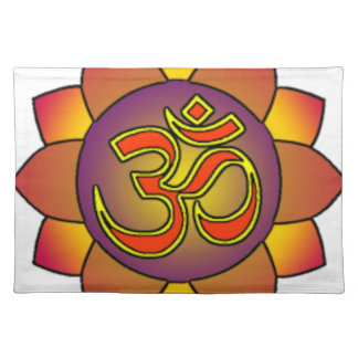 Om_in_anahatta_(gradients) Placemat