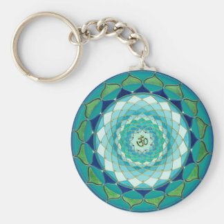 Om Keychain (alternate)