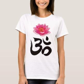 OM Lotus 2 T-Shirt