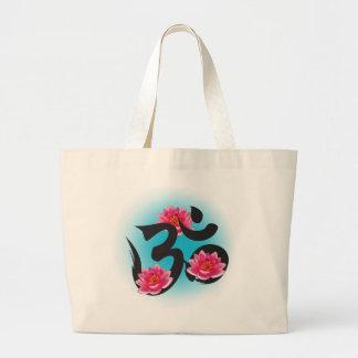 om lotus bags
