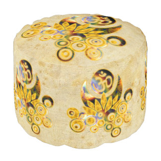 OM LOTUS ENERY basic + your ideas Round Pouf