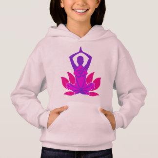 Om Lotus Yoga Pose