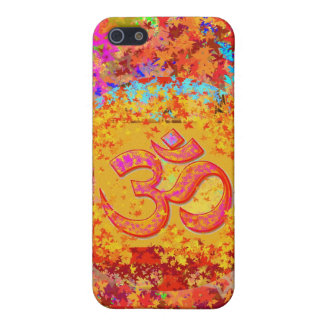 Om Mantra 1 iPhone 5 Cases