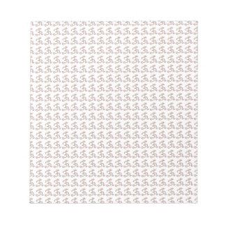 om mantra  designs pattern 2016 notepad