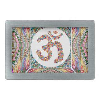 Om Mantra Jewel Collection Belt Buckle