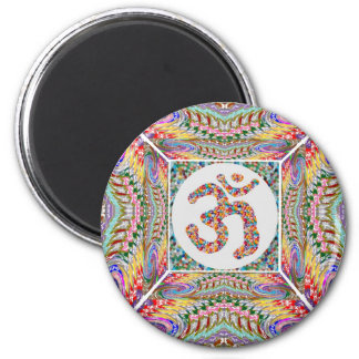 Om Mantra Jewel Collection Magnet