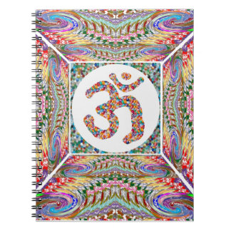 Om Mantra Jewel Collection Notebooks