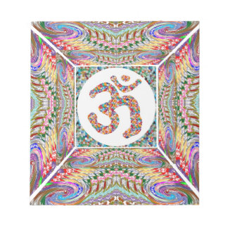 Om Mantra Jewel Collection Notepad