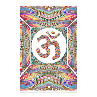 Om Mantra Jewel Collection Stationery
