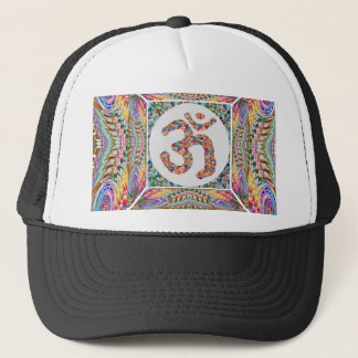 Om Mantra Jewel Collection Trucker Hat